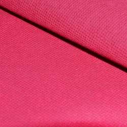 Флізелін неклеевой (спанбонд) яскраво-рожевий, щільність 70, ш.160
