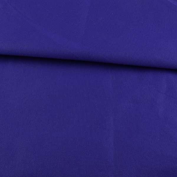 флизелин неклеевой синий (электрик) (плотн.80) ш.160