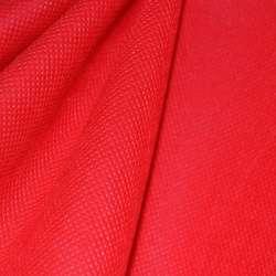 флизелин ярко-красный (неклеевой), плотн. 80,  ш.160