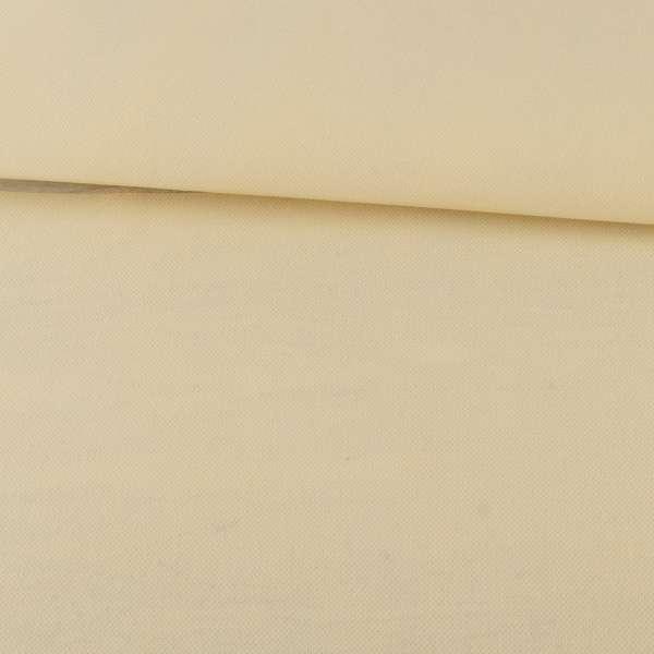 Флизелин неклеевой (спанбонд) ванильный, плотность 80, ш.160