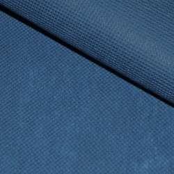 Флизелин неклеевой (спанбонд) синий светлый, плотность 80, ш.160