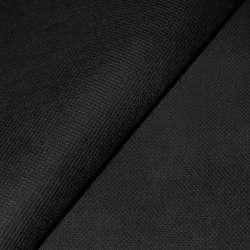 Флизелин неклеевой (спанбонд) черный, плотность 100, ш.160