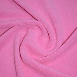 Велсофт-махра одностор. яскраво рожева ш.205