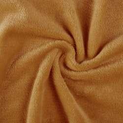 Велсофт (махра) двухсторонний буро-оранжевый ш.170