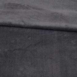 Велсофт двухсторонний серый темный ш.180