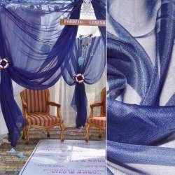 Вуаль синяя ш.280