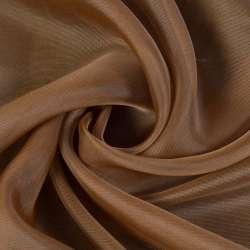 Вуаль коричневая ш.280