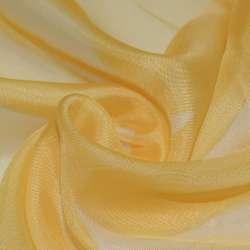 вуаль гладка темно-жовта ш.280