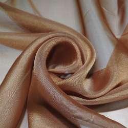 вуаль гладка коричнево-руда ш.280