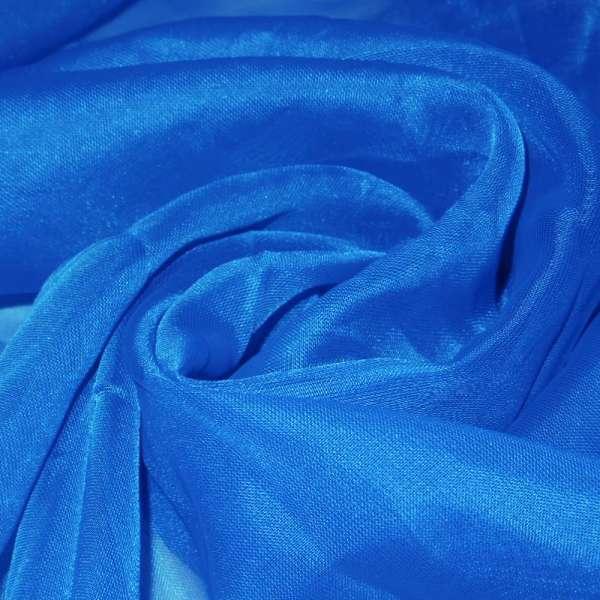 Вуаль синяя светлая ш.280