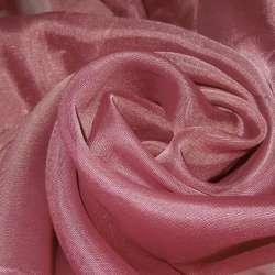 вуаль гладкая розовато-лиловая ш.280