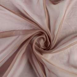 Вуаль коричнева, ш.300