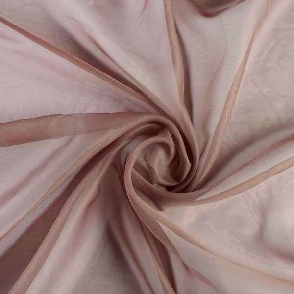 Вуаль коричневая, ш.300