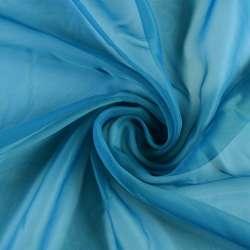 Вуаль синяя, ш.300