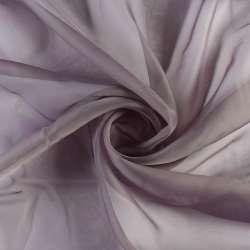 Вуаль фіолетово-сіра, ш.300