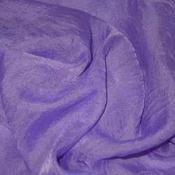 Вуаль креш фиолетовая ш.280