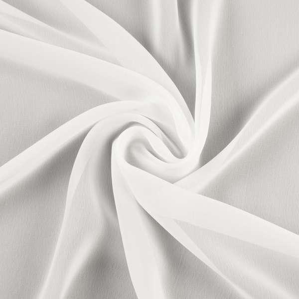 Креп гардинный белый, ш.280