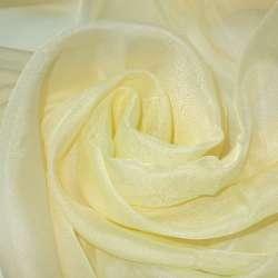 вуаль гладкая ванильная (оттен. темнее) ш.280