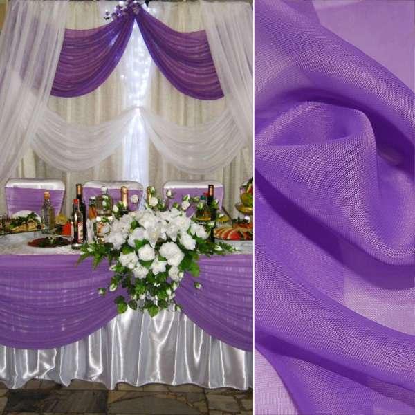 вуаль фиолетовая ш.280