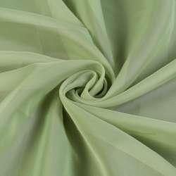 Вуаль оливково-зелена ш.295