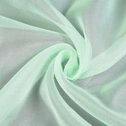 крісталлон зелений з білим відтінком ш.280