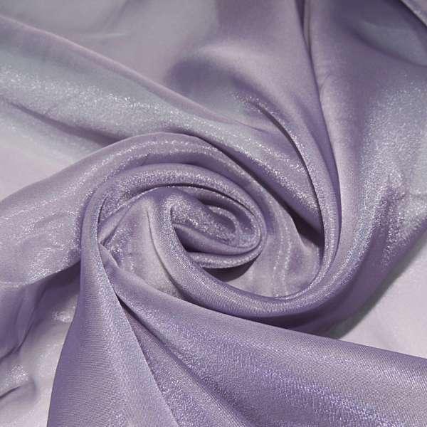 Кристаллон гладкий грязно-фиолетовый