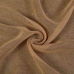 сетка светло-коричневая гладкая мелкая, ш.280