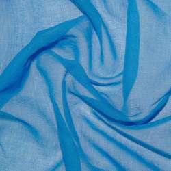 Лен французский синий светлый ш.285
