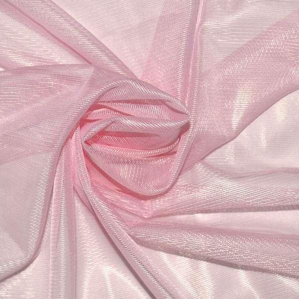 Сетка мелкая розовая ш.276