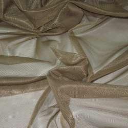 Сетка мелкая коричневая светлая ш.280