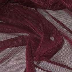 Сетка мелкая вишневая ш.280