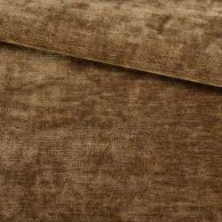 Велюр двосторонній коричневий коньячний ш.280