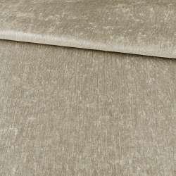 Велюр блэкаут шторный серый кварц, ш.280