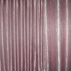 """атлас жак. рожево-сірий """"хвилі"""" ш.280"""