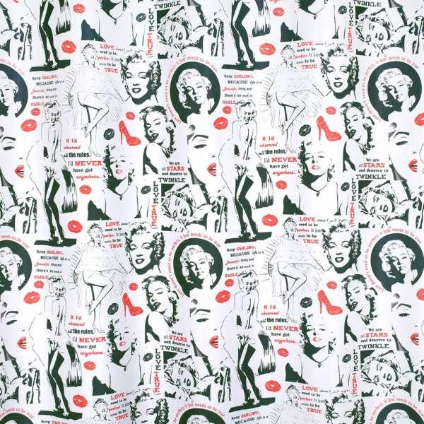 Креп портьєрний білий, Мерилін Монро, ш.280