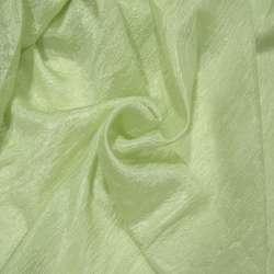 Креш портьерный бледно-зеленый ш.280