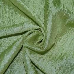 Креш порт. гладкокрашенный темно-зеленый ш.280 см.