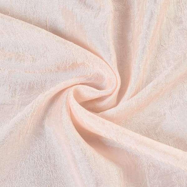 Креш порт. гладкокрашенный розовый ш.280 см.