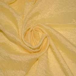 Креш портьерный золотистый светлый ш.280