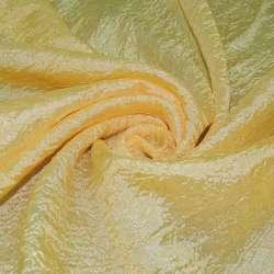 Креш порт. гладкокрашенный желтый ш.280 см.