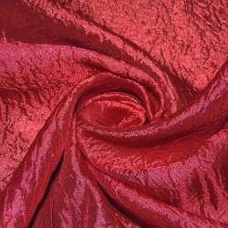 Креш портьерный красный ш.280
