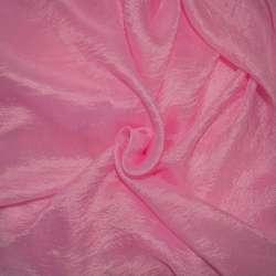 Креш портьерный розово-малиновый ш.280