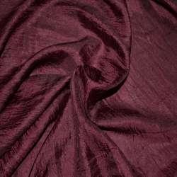 Креш порт. гладкокрашенный бордовый ш.280 см.
