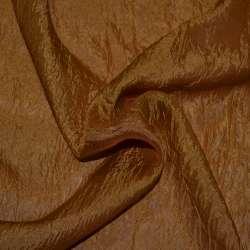 Креш порт. гладкокрашенный темно-горчичный ш.280 см.