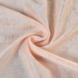 Креш портьерный бледно-розовый ш.280
