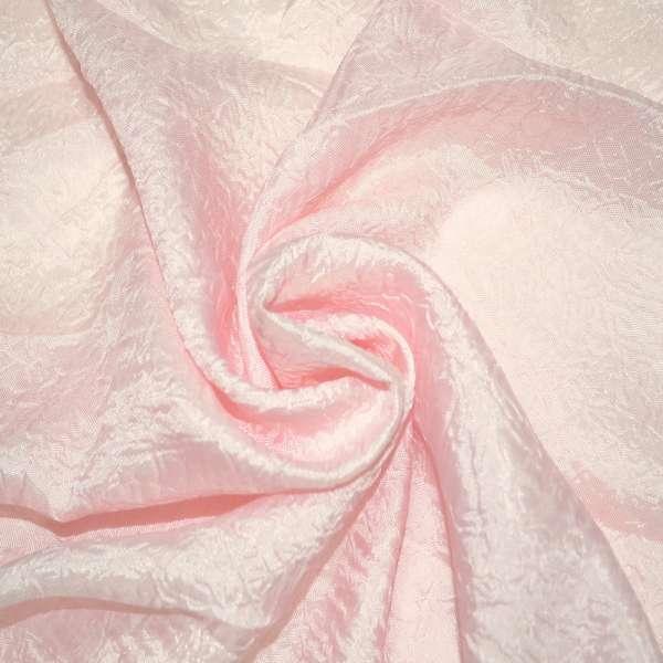 Креш портьерный розовый ш.280