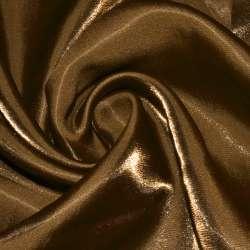 Крісталлон портьєрний коричневий ш.280
