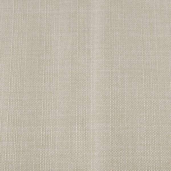 Блэкаут лен молочно-серый (на акриловой подложке), ш.280