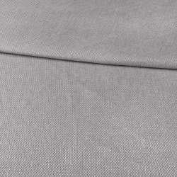 Блекаут льон рогожка сіра ш.280