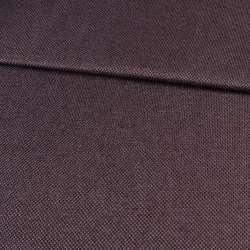 Блэкаут лен рогожка фиолетовая темная ш.280